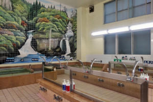 About Ota City's Hot Springs Resorts