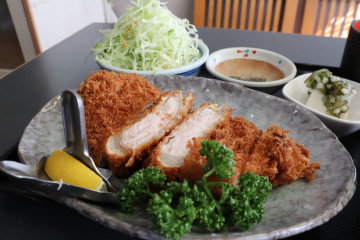The Best Tonkatsu in Ota